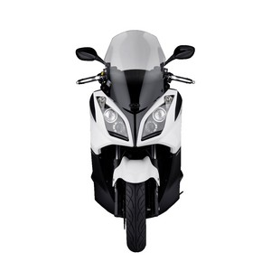 kymco dink street 125 i blanc de face city2roues scooter kymco toulouse. Black Bedroom Furniture Sets. Home Design Ideas
