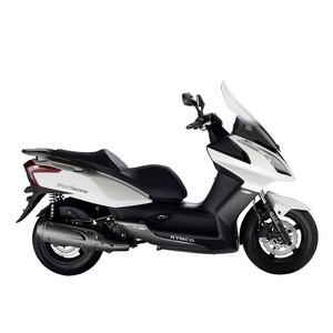 kymco dink street 125 i blanc profil city2roues scooter kymco toulouse. Black Bedroom Furniture Sets. Home Design Ideas