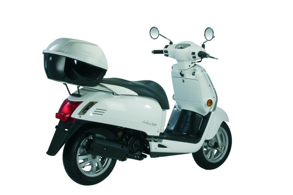 style vespa city2roues scooter kymco toulouse. Black Bedroom Furniture Sets. Home Design Ideas
