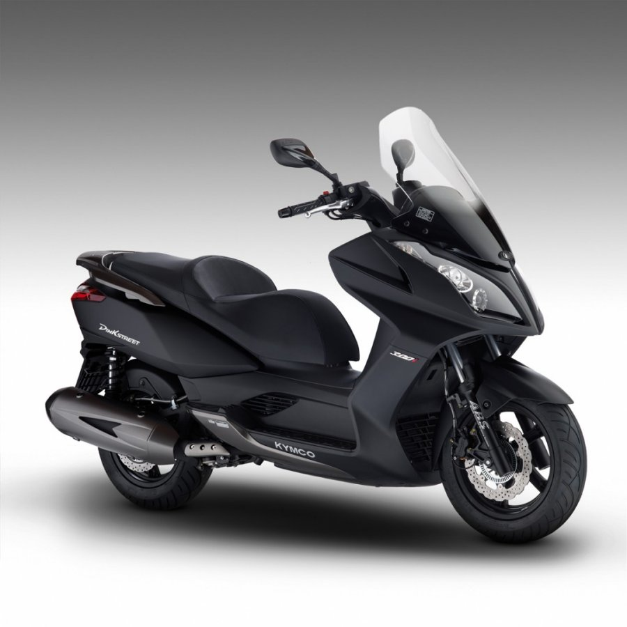 kymco dink street 300 3 4 noir mat city2roues scooter kymco toulouse. Black Bedroom Furniture Sets. Home Design Ideas