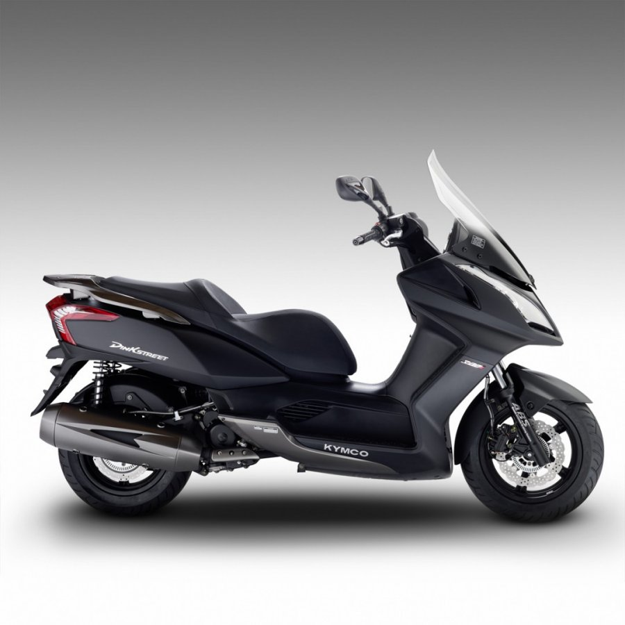 kymco dink street 300 profil noir mat city2roues scooter kymco toulouse. Black Bedroom Furniture Sets. Home Design Ideas