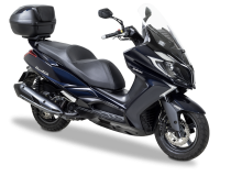 Kymco Toulouse DownTown_DarkBlueberry_