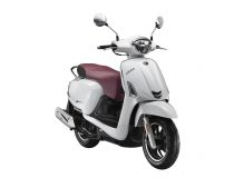 Kymco Toulouse New Like 125i cbs 1
