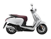 Kymco Toulouse New Like 125i cbs 2